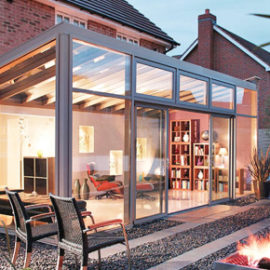 Low Cost and 3×3 Conservatory Designs